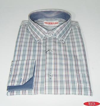 Camisa hombre tallas grandes 17622