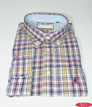 Camisa hombre tallas grandes 17649