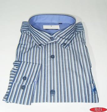 Camisa hombre tallas grandes 17653