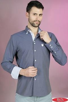 Camisa hombre tallas grandes 17686