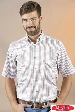 Camisa hombre tallas grandes 18409