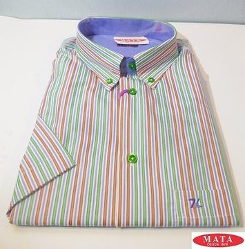 Camisa hombre tallas grandes 18410