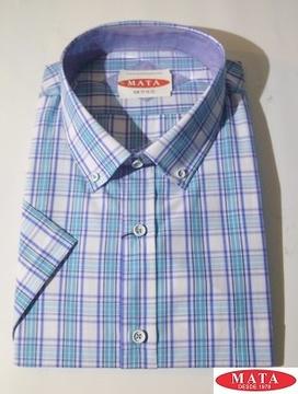 Camisa hombre tallas grandes 18600