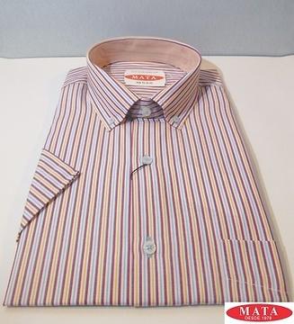 Camisa hombre tallas grandes 18602