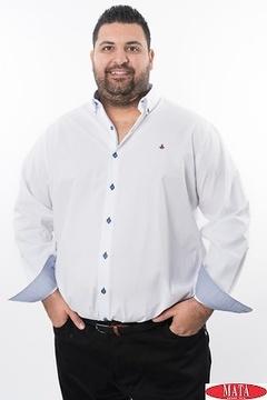 Camisa hombre tallas grandes 19820