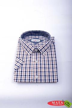 Camisa hombre tallas grandes 20863
