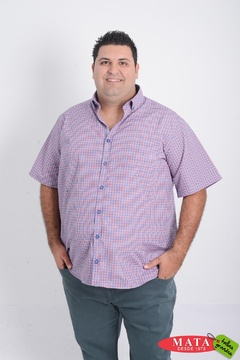 Camisa hombre tallas grandes 21122