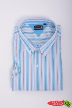 Camisa hombre tallas grandes 21302