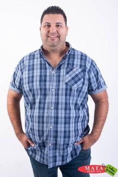 Camisa hombre tallas grandes 21638