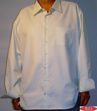 Camisa hombre verde 02808