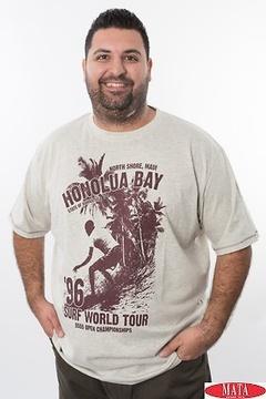 Camiseta hombre 19935