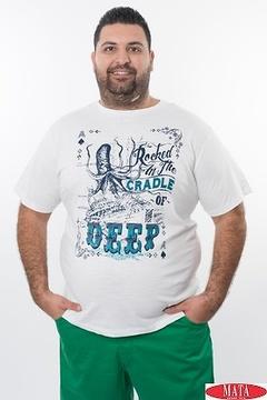 Camiseta hombre 20007
