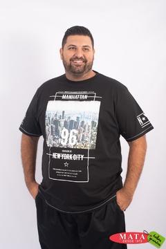 Camiseta hombre 22978