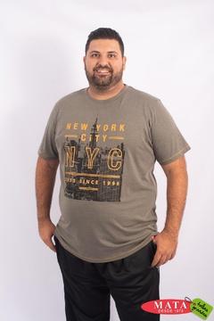 Camiseta hombre 22979