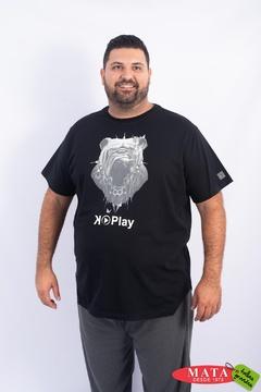 Camiseta hombre 23015