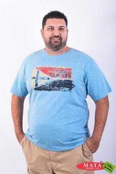 Camiseta hombre 23586