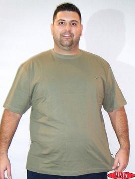 Camiseta hombre diversos colores 16841