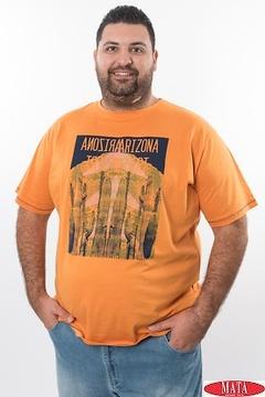 Camiseta hombre diversos colores 20006