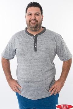 Camiseta hombre diversos colores 20133