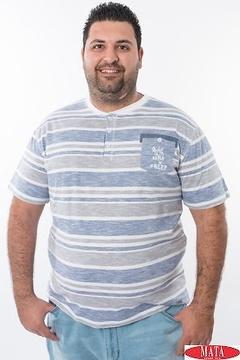 Camiseta hombre diversos colores 20134