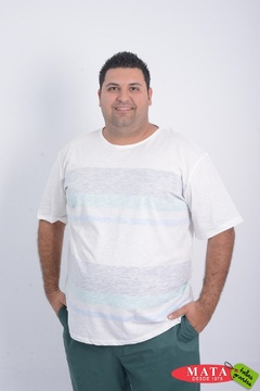 Camiseta hombre diversos colores 21304