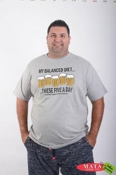 Camiseta hombre diversos colores 21556