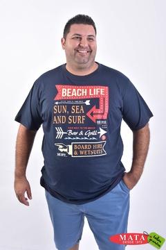 Camiseta hombre diversos colores 21643