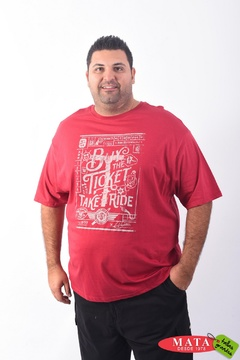 Camiseta hombre diversos colores 22466