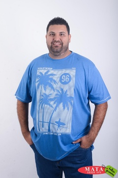 Camiseta hombre diversos colores 22526