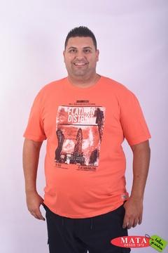 Camiseta hombre diversos colores 22875