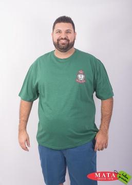 Camiseta hombre diversos colores 23522