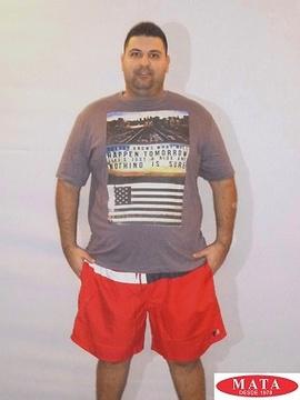 Camiseta hombre tallas grandes 18506