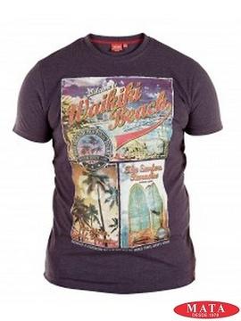 Camiseta hombre tallas grandes 18758