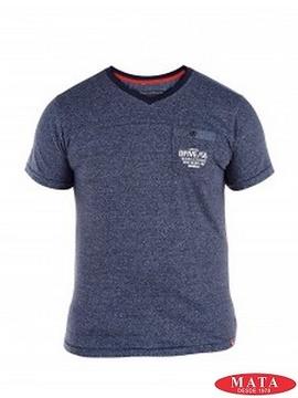Camiseta hombre tallas grandes 18764