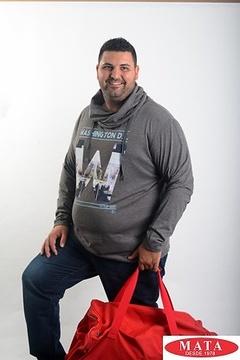 Camiseta hombre tallas grandes 19049