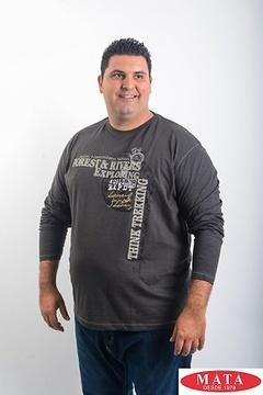 Camiseta hombre tallas grandes 19202