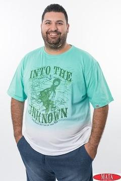 Camiseta hombre tallas grandes 20001
