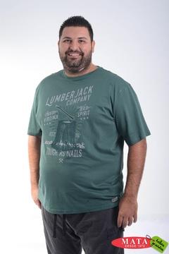 Camiseta hombre tallas grandes 20587