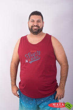 Camiseta hombre tallas grandes 23510
