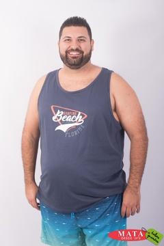 Camiseta hombre tallas grandes 23511