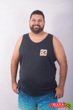 Camiseta hombre tallas grandes 23512
