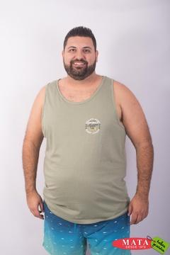 Camiseta hombre tallas grandes 23513
