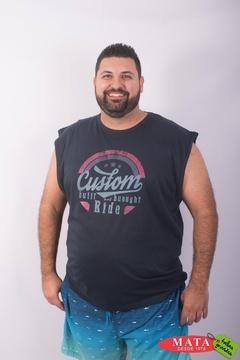 Camiseta hombre tallas grandes 23514