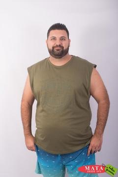 Camiseta hombre tallas grandes 23515