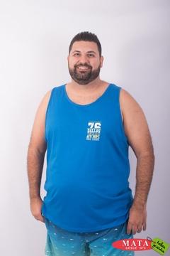 Camiseta hombre tallas grandes 23517