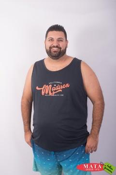 Camiseta hombre tallas grandes 23518
