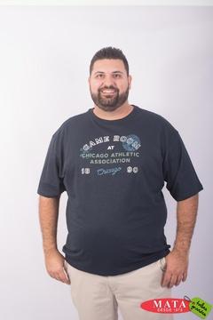 Camiseta hombre tallas grandes 23519