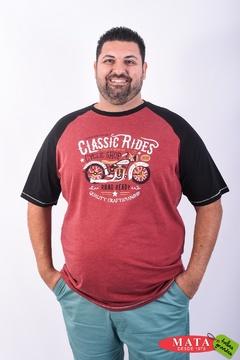 Camiseta hombre tallas grandes 23838