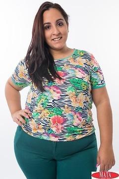 Camiseta mujer 20155