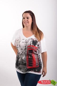 Camiseta mujer 20496